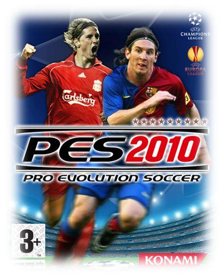 PES10 vs FIFA10 Pes2010