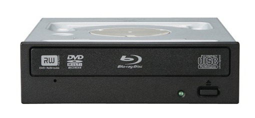 Pioneer's 12x BDR-205 Blu-ray NvidiaTPOFuture