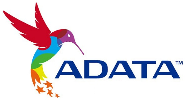 A-DATA logo the power of future
