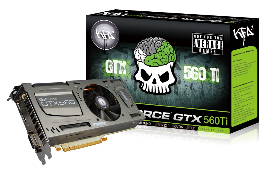 Nvidia Geforce 560 Ti Разгон
