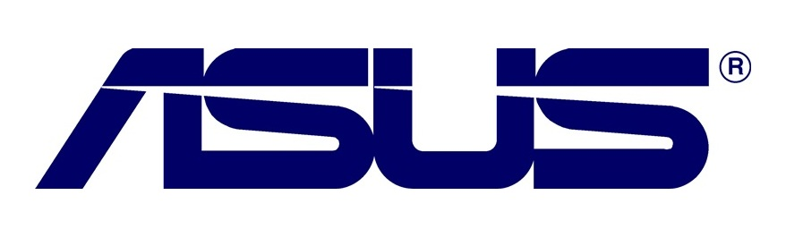 asus logo the power of future