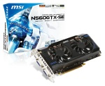 MSI GeForce GTX 560 SE OC the power of future (1)