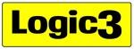 Logic3 logo the power of future