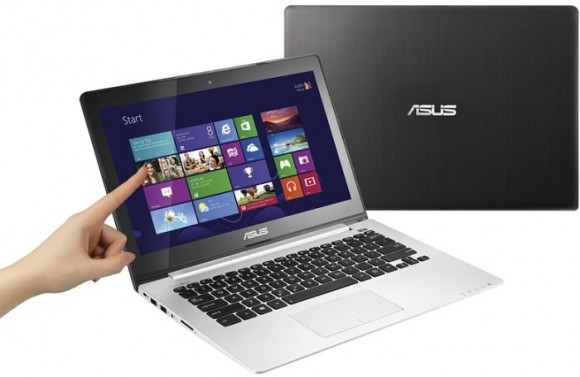 Asus VivoBook S300 the power of future