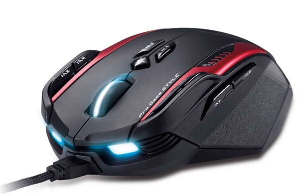 Genius Gila Professional Gaming Laser Mouse the power of future (1)