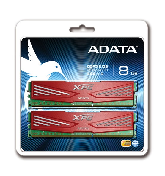 A-Data 8GB (4GBx2) AX3U2133XW4G10-2X the power of future