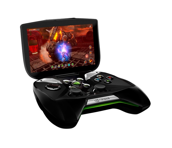 Nvidia project shield the power of future