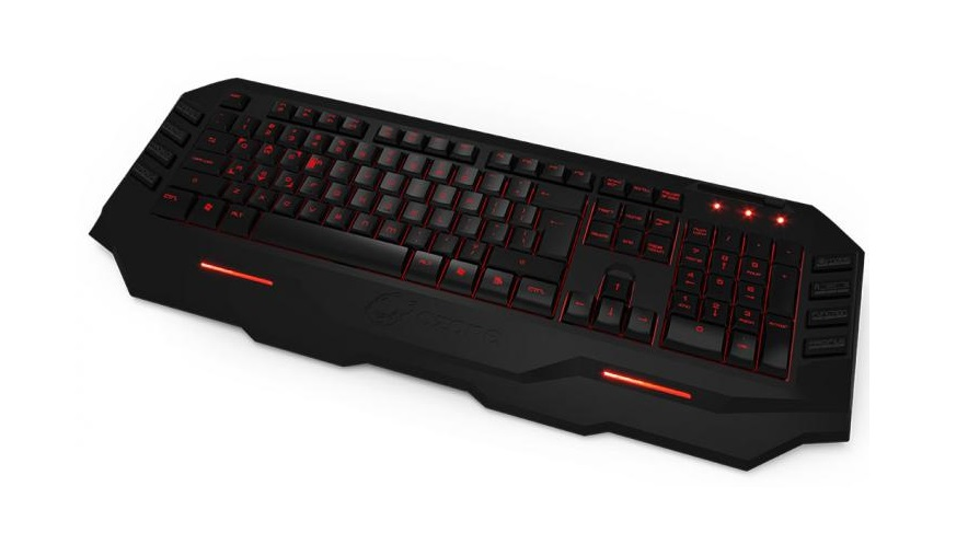Ozone Blade Gaming Keyboard the power of future