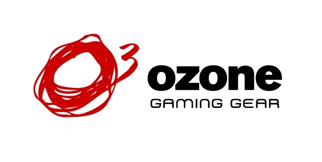Ozone Gaming Gear logo the power of future